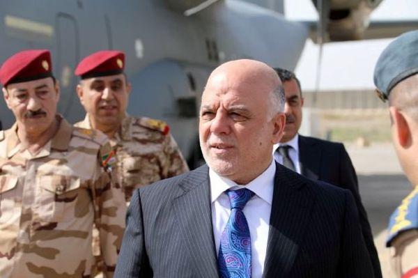 العبادی: دنبال انحصار سلاح در اختیار دولت هستیم