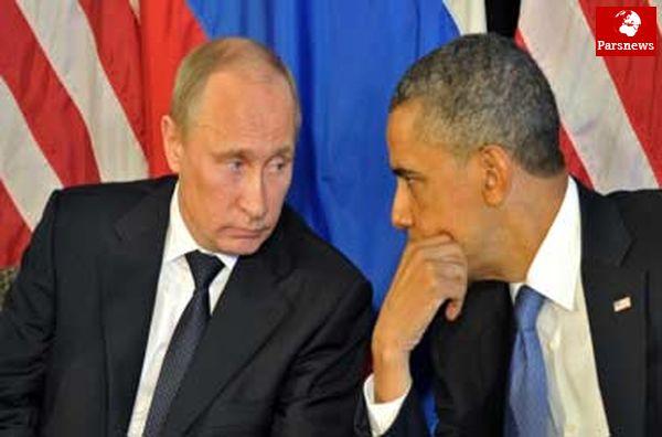 نامه خصوصی اوباما به پوتین