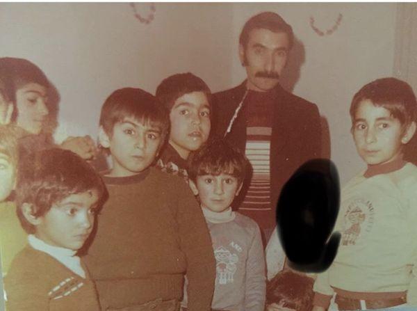 آقا بهبود فریبا در جمع خانوادگیش + عکس