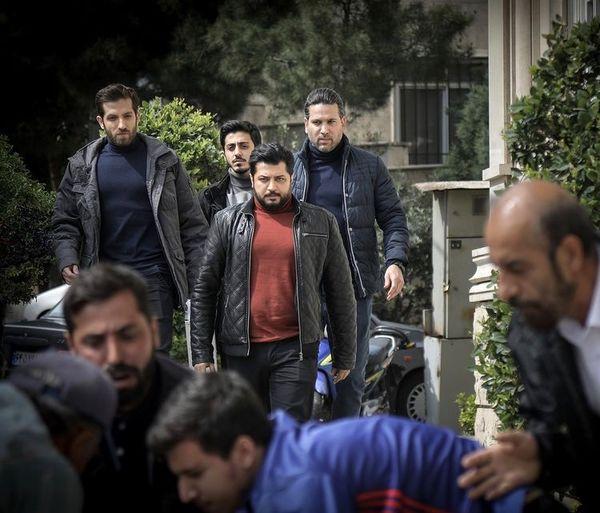 نقش آفرینی پندار اکبری در گاندو + عکس