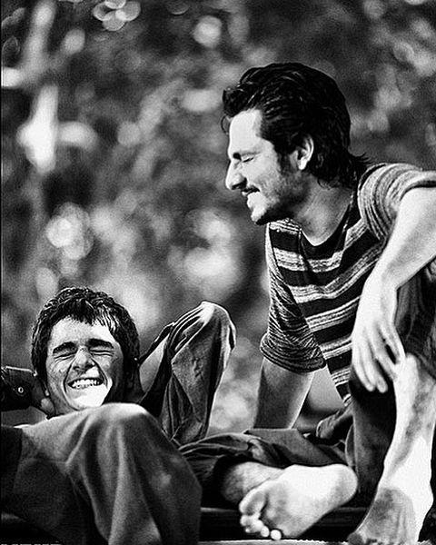 حال خوب برادران غزالی + عکس