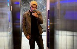 سلفی آسانسوری علی ضیا + عکس