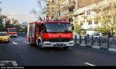 آتشسوزی در یک بیمارستان در تهران!