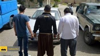 آزار وحشتناک گروگان ۱۲ ساله مشهدی با سگ وحشی