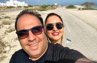 تبریک عاشقانه نرگس محمدی برای روز مرد