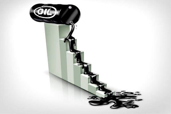 قیمت نفت ۱درصددیگر سقوط کرد