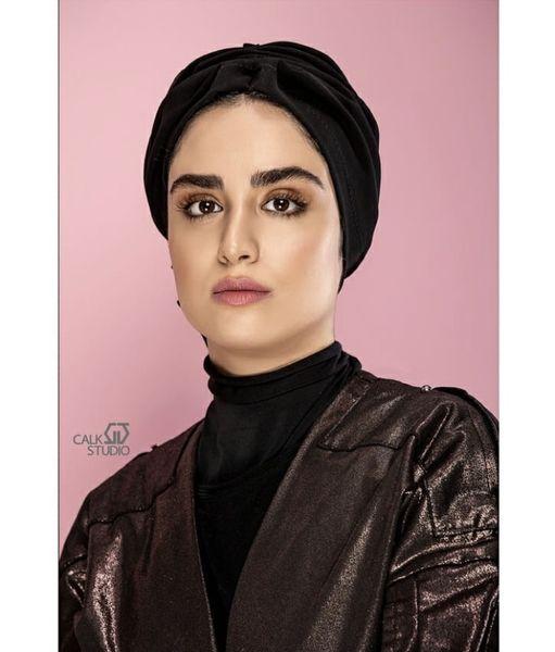 ظاهر جدید هانیه غلامی + عکس