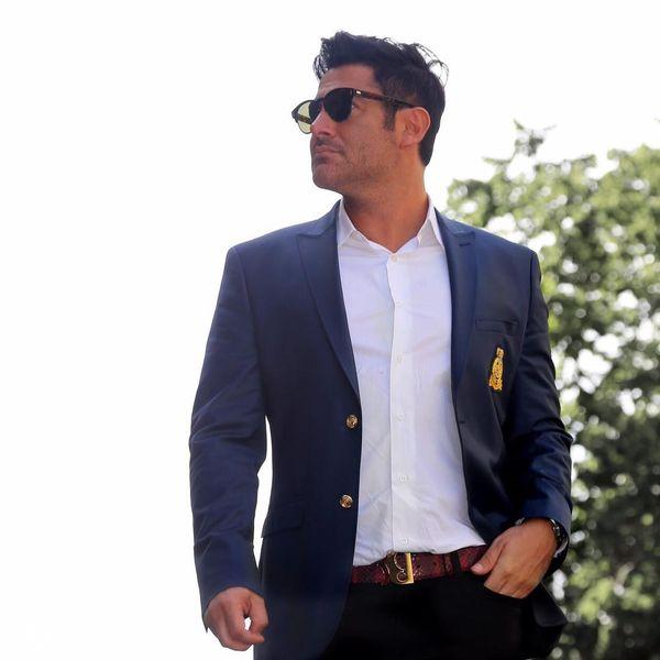 محمد رضا گلزار: پیشنهاد چشمگیری باشد در تلویزیون هم بازی میکنم