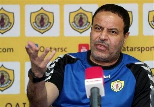 مربی قطری از امید ابراهیمی تمجید کرد