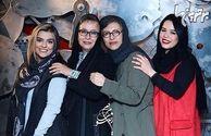 دو مادر بازیگر معروف به همراه دخترانشان/عکس