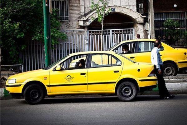 شرط افزایش سن فرسودگی تاکسیها