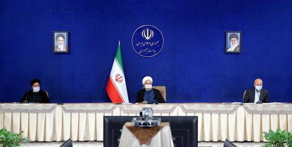 روحانی: اهداف بودجه درباره رونق تولید و فقر زدایی تحقق خواهد یافت