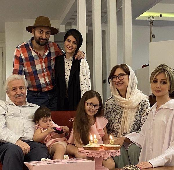 خانواده شاهرخ استخری در خانه لاکچری اش + عکس