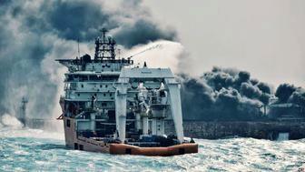 پرداخت خسارت کشتی سانچی در هاله ای از ابهام