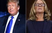 ترامپ یک قربانی تعرض جنسی را تمسخر کرد