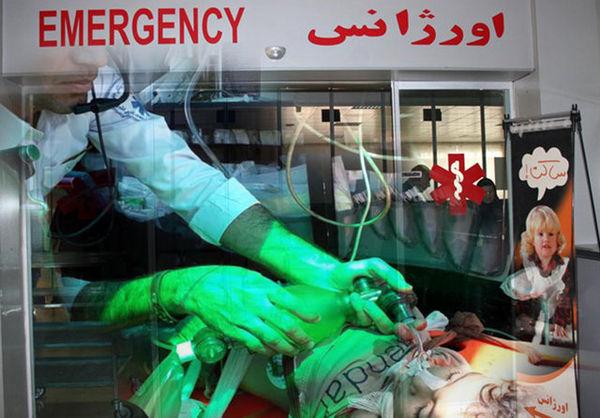 نجات معجزهآسای کودک 3 ساله در بیمارستان شهید صدوقی یزد