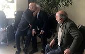 فتحی و فتحاللهزاده آشتی کردند + عکس