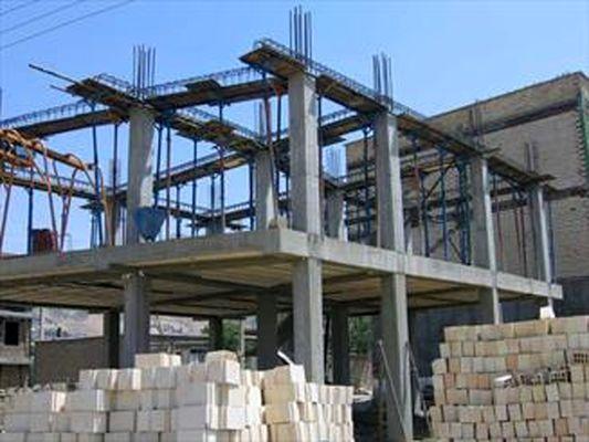 افزایش قیمت تولیدات ساختمانی در تهران