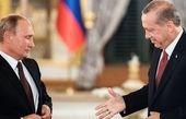 محور اصلی گفتگوی اردوغان و پوتین