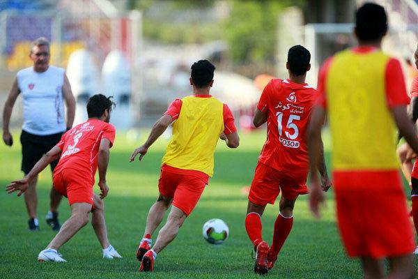 تصمیم برانکو برای تمرین بعد از بازی با استقلال خوزستان