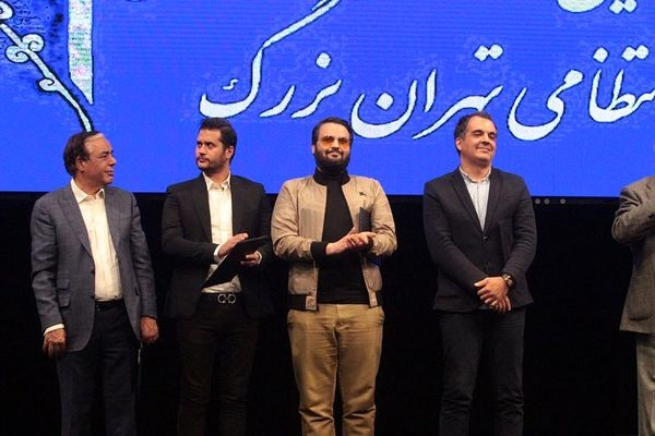تجلیل نیروی انتظامی از عوامل ستایش+عکس