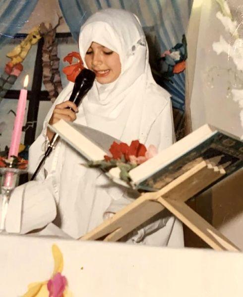 جشن تکلیف ملیکا زارعی + عکس
