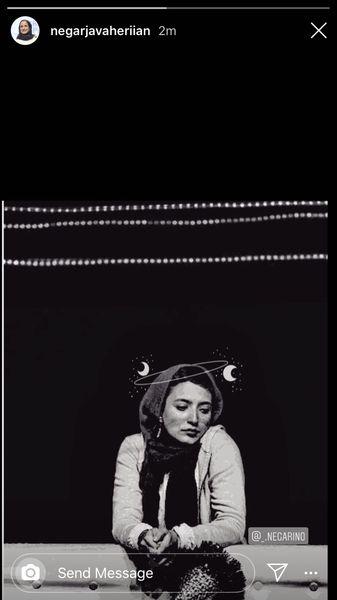 غمگینی نگار جواهریان + عکس