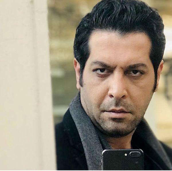 کامران تفتی با چهره ای تکرار نشدنی + عکس