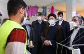 بازدید رئیس قوه قضاییه از زندان یاسوج+ عکس