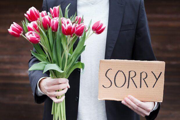 برای عذرخواهی کردن چه گلی بخریم؟