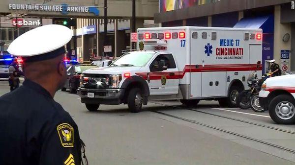 ۶ کشته و زخمی بر اثر تیراندازی در ایالت اوهایوی آمریکا