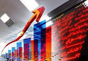 رشد صعودی شاخص بورس در معاملات امروز