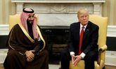 امضای قراردادهای تسلیحاتی بین آمریکا و عربستان