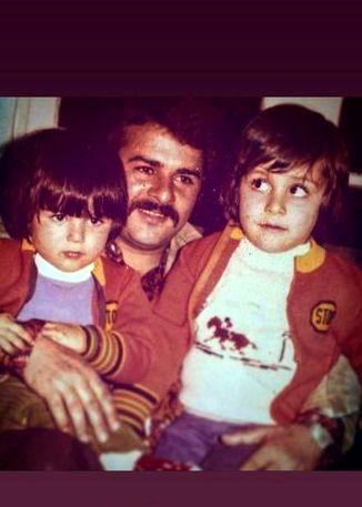 امیرحسین صدیق و برادرش در زمان کودکی + عکس