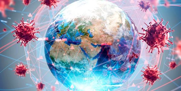 آمار جهانی کرونا/ بیش از ۵۹.۵ میلیون مبتلا به کووید-۱۹