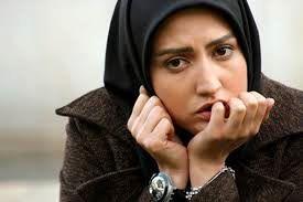 غمی نمایان در صورت سمیرا حسینی