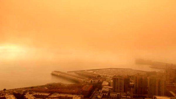 تلگرام:: سان فرانسیسکو شهر آتش