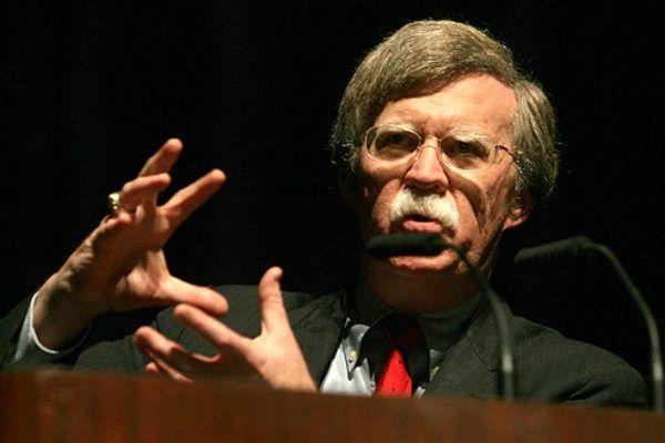 حمله به سوریه یک شکست برای جان بولتون بود