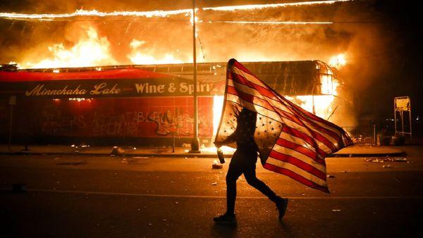 احتمال وقوع جنگ داخلی در آمریکا؟