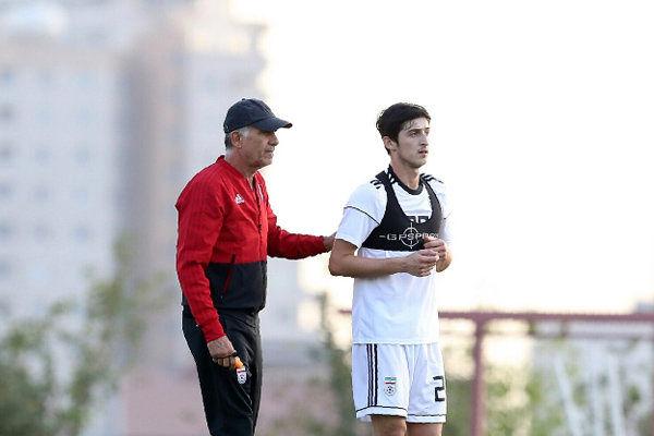 گزارش سایت اسپانیایی از بازگشت سردار آزمون به تیم ملی فوتبال