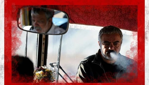 سعید آقاخانی هم سیگاریه + عکس