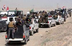 ادامه پیشروی نیروهای عراقی در استان الانبار