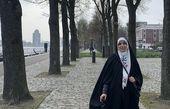 مژده لواسانی در اروپا + عکس