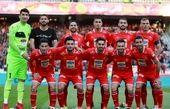 ترکیب رسمی پرسپولیس مقابل استقلال خوزستان اعلام شد