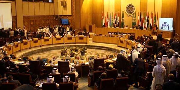 نشست اتحادیه عرب بدون محکوم کردن سازش با رژیم اشغالگر