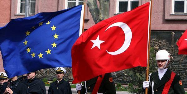 امیدواری ترکیه به اتحادیه اروپا