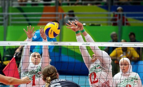 والیبال نشسته ایران به پیروزی مقابل ژاپن رسید