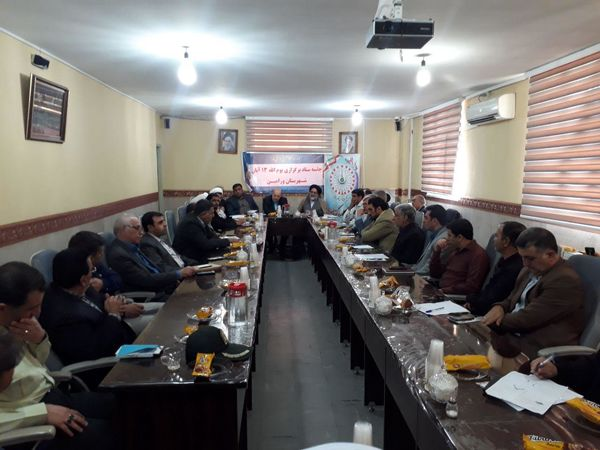 به گزارش خبرنگار، حجت الاسلام سیدمحسن محمودی رئیس شورای