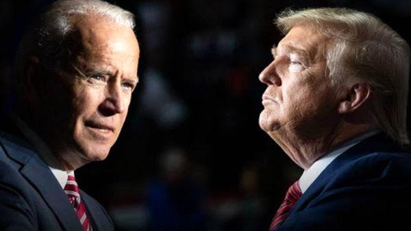 پیشتازی جو بایدن از ترامپ در نظرسنجی سراسری