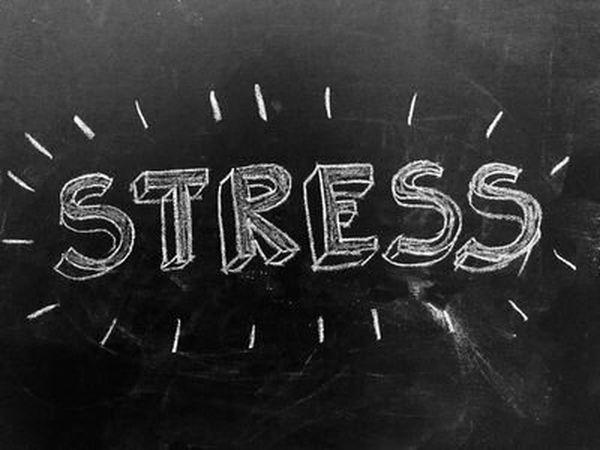 با این آزمایش استرس خود را اندازه بگیرید !